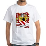 Forster Family Crest White T-Shirt