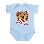 Forster Family Crest Infant Creeper