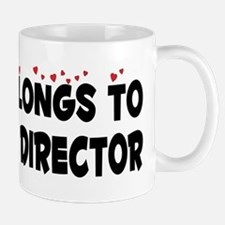 Belongs To A Casting Director Mug