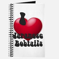 'I Love JapBobs' Journal