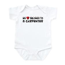 Belongs To A Carpenter Infant Bodysuit