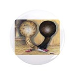 """Jacobin Pigeons 3.5"""" Button (100 pack)"""
