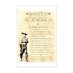 Al Jennings Gang Mini Poster Print
