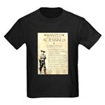 Al Jennings Gang Kids Dark T-Shirt