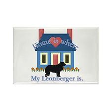 Leonberger Rectangle Magnet (10 pack)