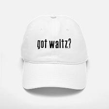 got waltz? Baseball Baseball Cap