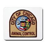 Chicago Animal Control Mousepad