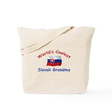 Coolest Slovak Grandma Tote Bag
