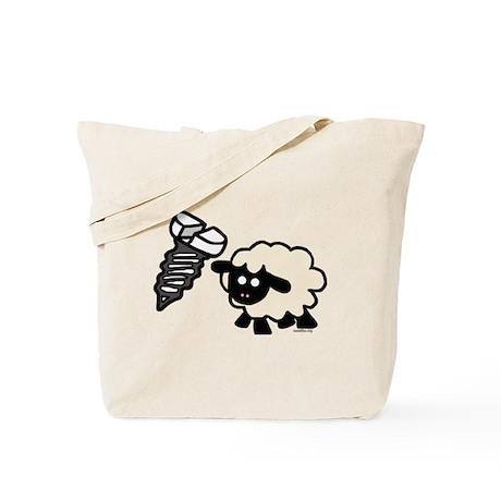 Screw Ewe Tote Bag