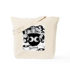 Freitag Family Crest Tote Bag