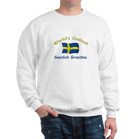 Coolest Swedish Grandma Sweatshirt