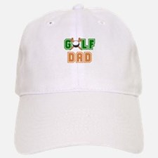Golf Dad Baseball Baseball Cap