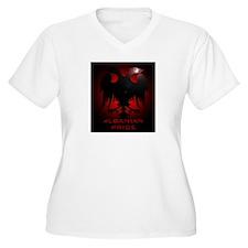 Albanian Women's Plus Size T-Shirt