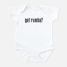 got rumba? Infant Bodysuit