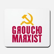 Groucho Marxist Mousepad