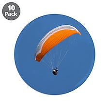 "Helaine's Paragliding 3.5"" Button (10 pack)"