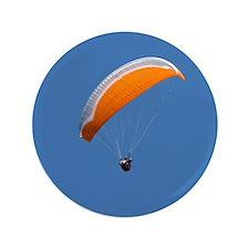 """Helaine's Paragliding 3.5"""" Button"""