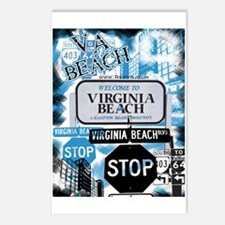 Virginia Beach 2 Postcards (Package of 8)