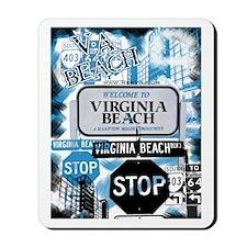 Virginia Beach 2 Mousepad