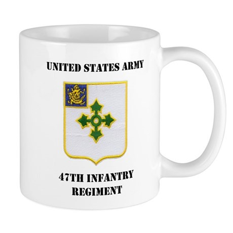 47th Infantry Regiment Mug