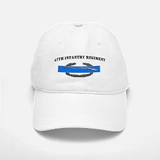 47th Infantry Regiment Baseball Baseball Cap