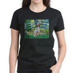Bridge / English Setter Women's Dark T-Shirt