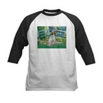 Bridge / English Setter Kids Baseball Jersey