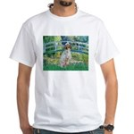 Bridge / English Setter White T-Shirt