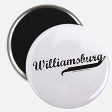"Williamsburg 2.25"" Magnet (10 pack)"