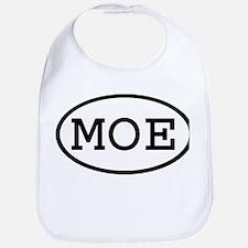 MOE Oval Bib
