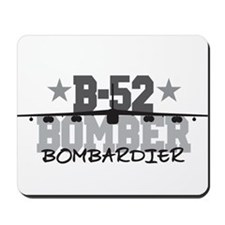 B-52 Aviation Bombardier Mousepad