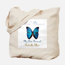 Graves' Disease Butterfly Effect Tote Bag