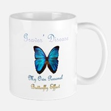 Graves' Disease Butterfly Effect Mug
