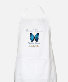 Graves' Disease Butterfly Effect BBQ Apron