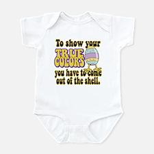 True Colors Infant Bodysuit
