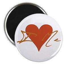 I Heart Myself Magnet
