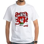Gans Family Crest White T-Shirt