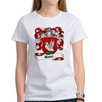 Gans Family Crest Women's T-Shirt
