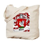 Gans Family Crest Tote Bag