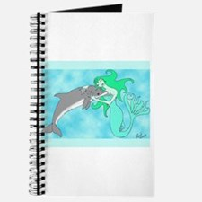Mermaid & Dolphin Journal