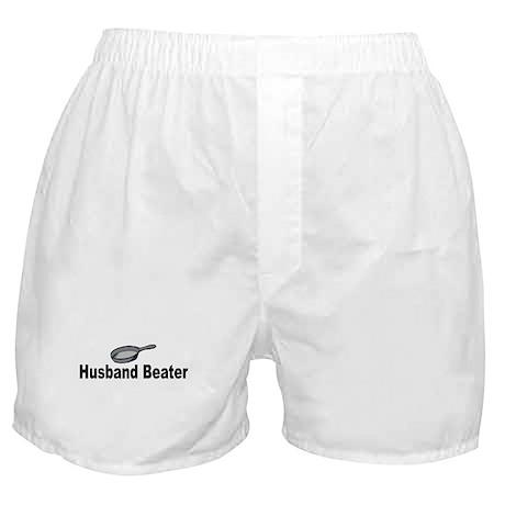 Husband beater (pan) Boxer Shorts