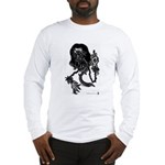 Slither Zombie Long Sleeve T-Shirt