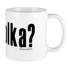 got polka? Small Mug
