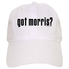 got morris? Baseball Cap