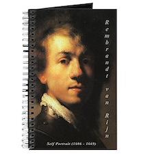 Rembrandt: Self Portrait Journal