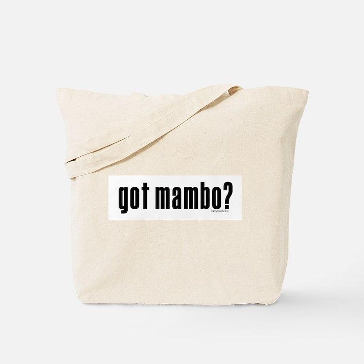 got mambo? Tote Bag