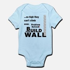Build the Wall Infant Bodysuit