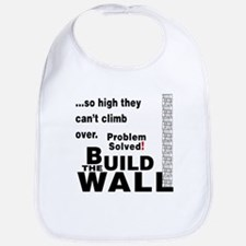 Build the Wall Bib