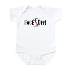 Face Off Infant Bodysuit