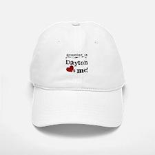 Dayton Loves Me Baseball Baseball Cap